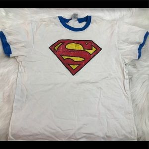 Ladies Super Man T-shirt